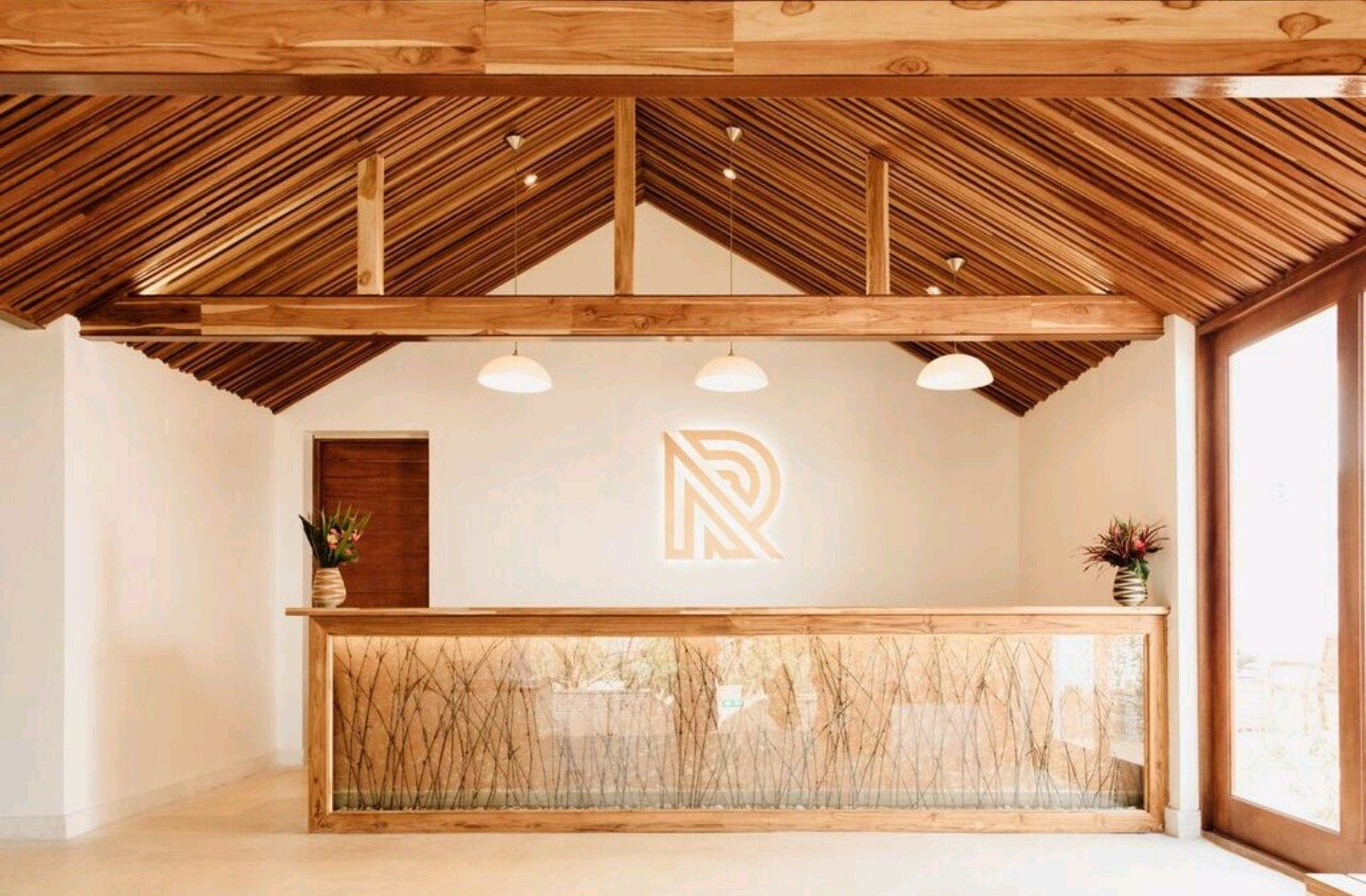 The Retreat foyer