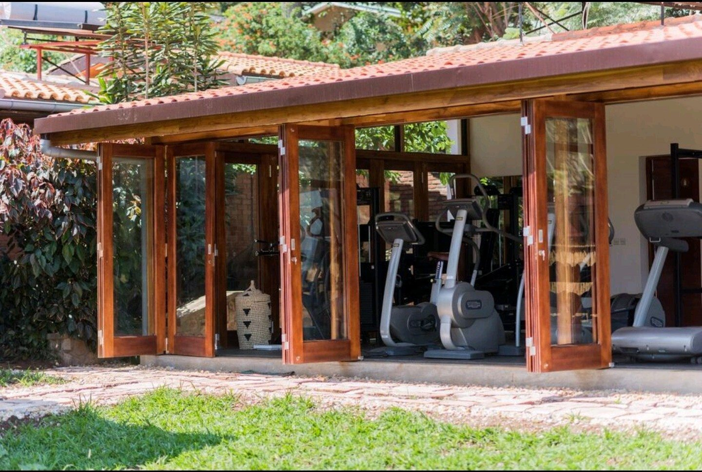 The Retreat workout facility